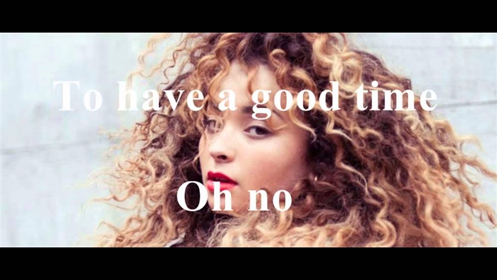 Ella Eyre - We Don\'t Have To Take Our Clothes Off (LYRICS) - YouTube