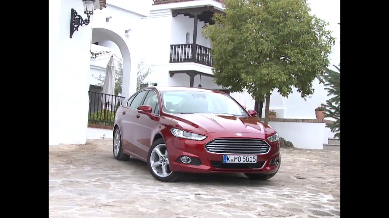 essai ford mondeo 2 0 tdci 180 titanium 2014 youtube. Black Bedroom Furniture Sets. Home Design Ideas
