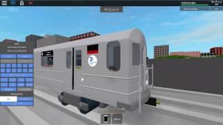 Roblox MTA Rare: R62 Shuttle Train