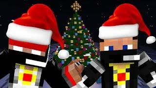 Minecraft [Прохождение Карты] - Новогоднее прохождение :D