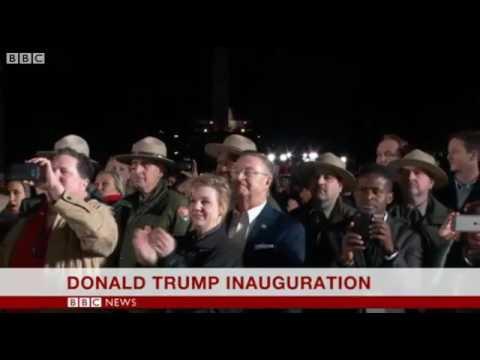 BBC news от 20 01 2017