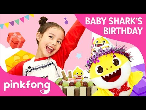 Ollie's Birthday Party | Baby Shark | Birthday Party | Pinkfong Songs for Children