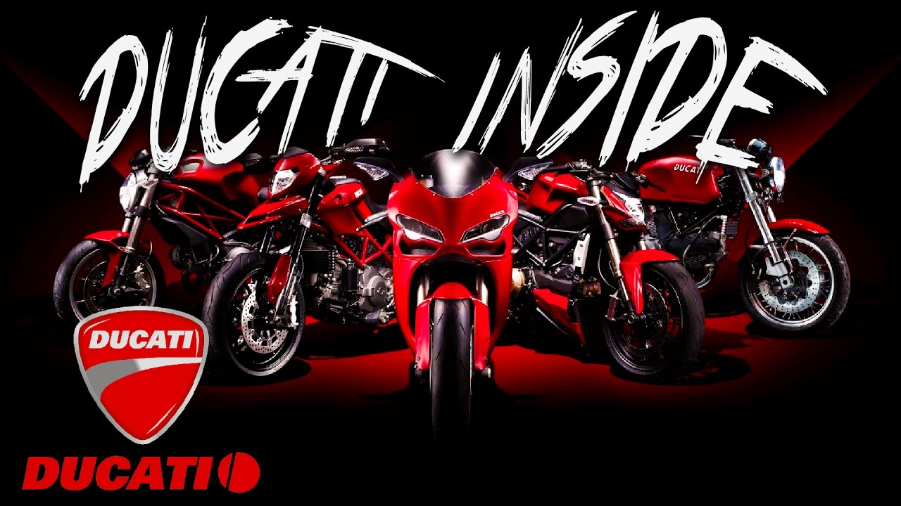 ALL TO KNOW ABOUT DUCATI IN ONE VIDEO! [MOTOGP AND SBK] - YouTube