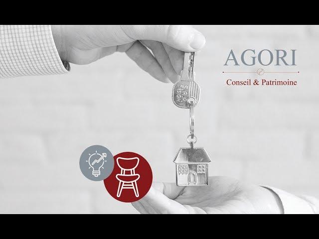 AGORI CONSEIL & PATRIMOINE - La  location meublée