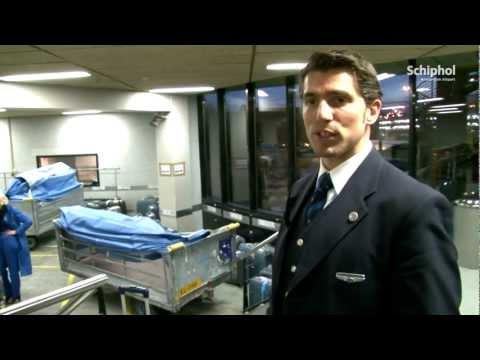 Een ochtend met... een KLM Steward