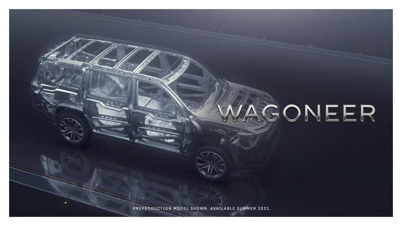 Grand Wagoneer and Wagoneer | Experience Advanced Technology and Security
