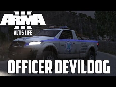 ARMA 3 Altis Life - Officer DevilDog