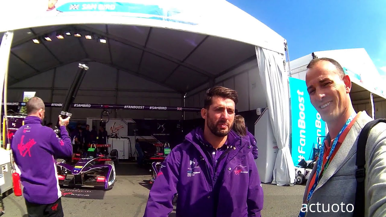 eprix de paris 2017 interview de jose maria lopez pilote ds virgin racing youtube. Black Bedroom Furniture Sets. Home Design Ideas