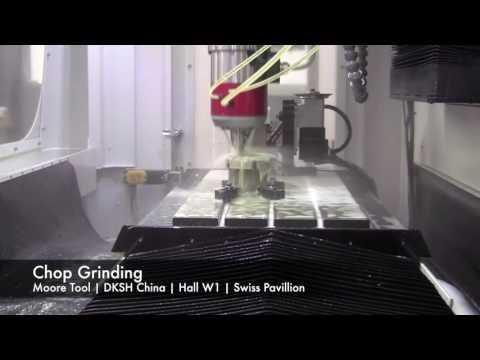 Moore 500 Series CPWZ Jig Grinder