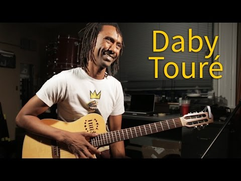 "Daby Touré's ""Woyoyoye"" live at Café 939 in Boston 
