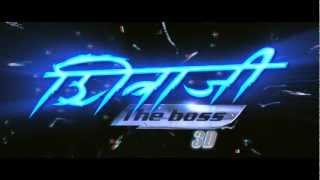 SIVAJI 3D - Hindi Trailer