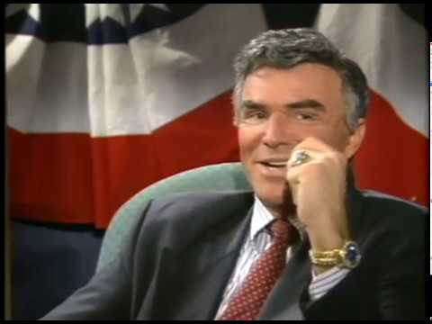 "Burt Reynolds on his film "" Striptease"" with Jimmy Carter"