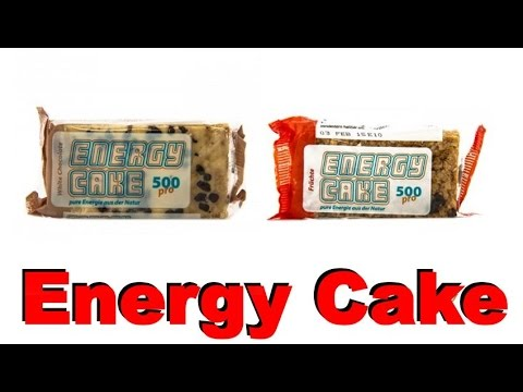 Energy Cake Review vom Muskelmacher