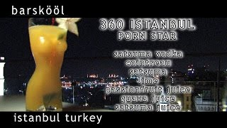 how to make a porn star - 360 Istanbul - barskool cocktail recipe