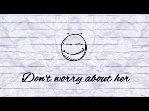 Julie Bella -  Don't Worry About Her (Official Lyric Video)