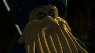 LEGO Pirates of the Caribbean - All Cutscenes