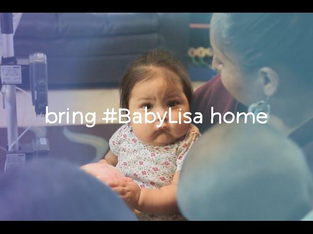 Bring #BabyLisa Home!
