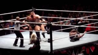 WWE, Хаус-шоу, Сан Антонио, США. 29 августа, 2016