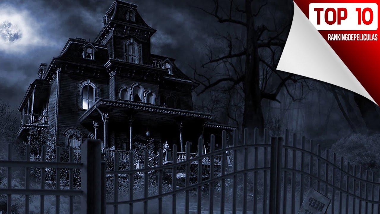 Las 10 mejores peliculas de casas encantadas embrujadas - Casas de peliculas ...