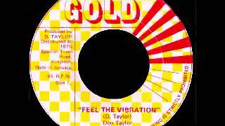 Gambar cover Don Taylor - Feel The Vibration [1979]