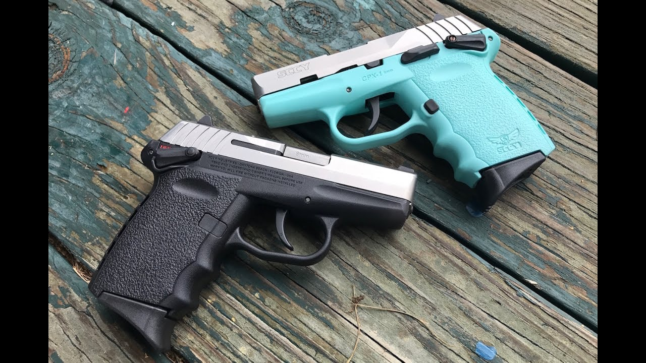 SCCY 9mm brings value to the semi-auto handgun crowd