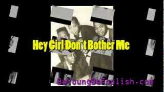 Hey Girl Don