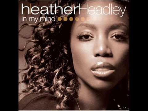 heather headley  wait a minute