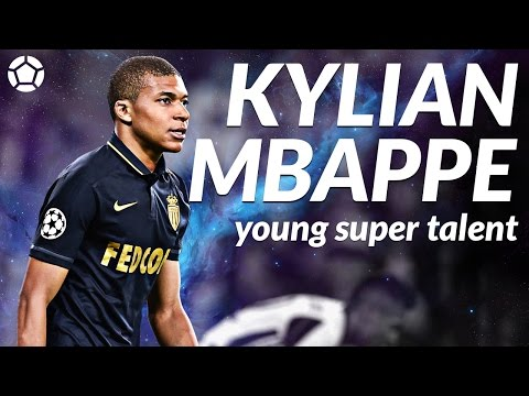Kylian Mbappe ● Young Super Talent ● 2017 ● 1080p