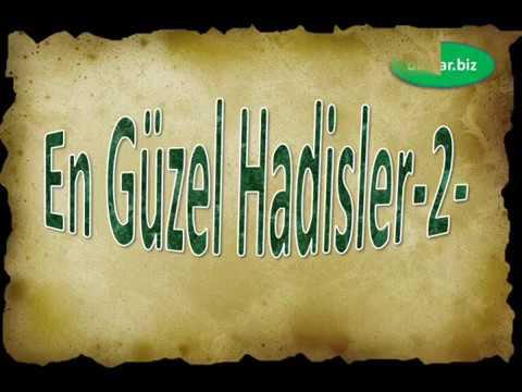 EN GÜZEL HADİSLER -2-