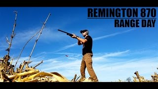 Remington 870 | Range Day - Tactiholics™ | Tactiholics