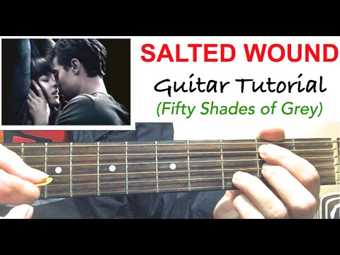 """SALTED WOUND"" - SIA 