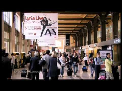 La ville entre en gare_France 3- 28-01-2013