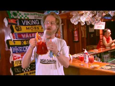 Bertil Svensson  I baren på Gran Canaria Robert Gustafsson