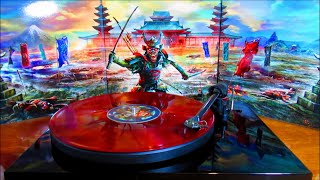 Iron Maiden The Parchment Senjutsu Red Vinyl