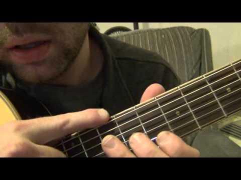 Part 1/ Handlebars / Flobots / Tutorial / J Gramza / Lyrics Below / Acoustic