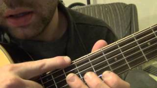 Part 1/ Handlebars / Flobots / Tutorial / J Gramza / Lyrics Below / Acoustic