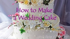 4 Fabulous Wedding Cakes for Beginners || Gretchen's Bakery