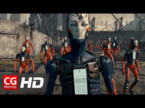 "CGI Animated Short Film HD: ""Adam Short Film"" by Unity Technologies"