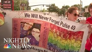 One Year Later: Acts Of Love In Honor Of Pulse Nightclub Victims | NBC Nightly News