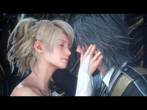 Final Fantasy 15 Ending + Final Boss (Final Fantasy XV)