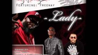 DJN Project feat Freeway - Lady (Tee