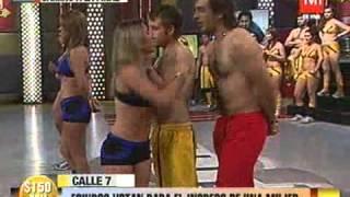 TVN   Calle 7   Una mujer de la banca vuelve a la competencia