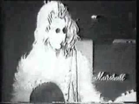 The Damned - Love Song (Live in SF 1979)