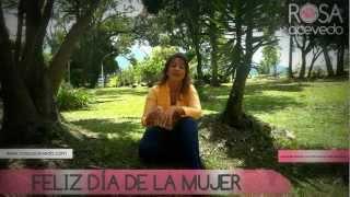 Feliz Día De La Mujer - Rosa Acevedo