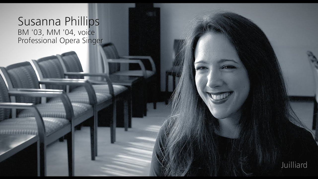 Juilliard Snapshot: Susanna Phillips