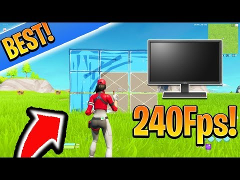 BEST Fortnite Gaming MONITOR! (Benq, Acer, Alienware)  + (60/144/240hz) | BEST Console/PC Monitor!