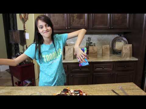 The Pizza Challenge With Kaelyn!