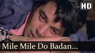 Blackmail - Mile Mile Do Badan Khile Khile Do Chaman - Kishore Kumar - Lata Mangeshkar