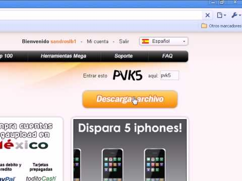 descargar videos porno megaupload