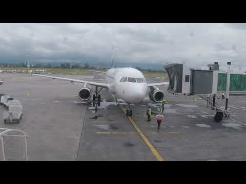 Volaris A320 Operación En Rampa Guadalajara / Ground Operations In Guadalajara